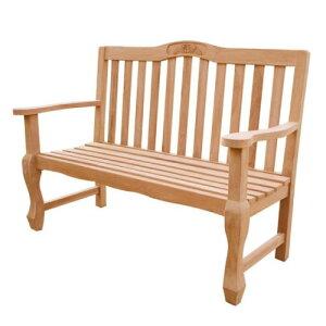 手作りベンチ 20717 ジャービス商事[F-670] 【送料無料】 ガーデンテーブル ガーデンチェア ガーデンファニチャー