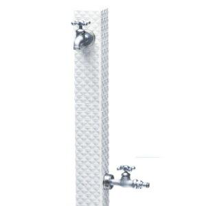 立水栓ユニット-シュペリ(ソルト)【蛇口・補助蛇口別売】[W-575]【あす楽対応不可】【全品送料無料】