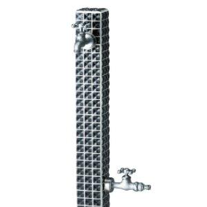 立水栓ユニット-シュペリ(ペッパー)【蛇口・補助蛇口別売】[W-576]【あす楽対応不可】【全品送料無料】