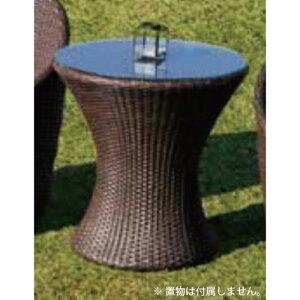 ミニガラステーブル NH-30101 38721ジャービス商事[F-773] 【送料無料】 ガーデンテーブル ガーデンチェア ガーデンファニチャー