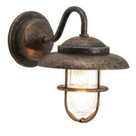 真鍮製ポーチライトBR1760 AN CL(白熱球・クリアガラスタイプ)700458[L-617]【あす楽対応不可】【全品送料無料】