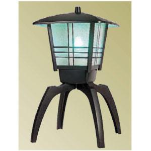 ガーデンライト:和風ライト・庭園灯:(灯篭型)LEDタイプ[L-490]【あす楽対応不可】【全品送料無料】