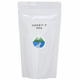 月夜野ファーム コオロギフード【送料無料】200g こおろぎ 餌(エサ)