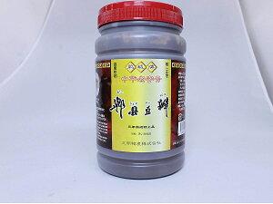 ピーシェン豆板醤 発酵調味料 三明物産【送料無料】1kg 中国産 ピリ辛