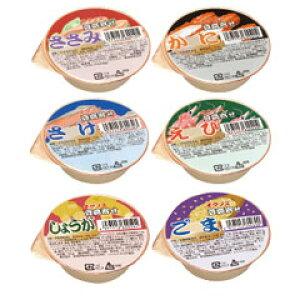 ホリカフーズ 豆腐寄せ 詰め合わせ 6種類×各6個 36個 区分3 介護食 舌でつぶせる 嚥下補助食品