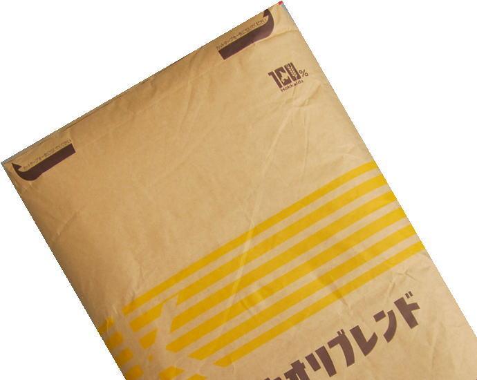 キタノカオリブレンド 業務用 25Kg /パン用小麦粉 【江別製粉 北海道産小麦 きたのかおり 強力粉】