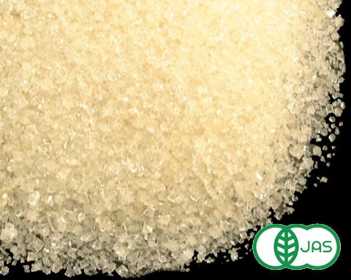 オーガニック・シュガー(グラニュータイプ)12Kg(3Kg×4袋)【ブラジル産 有機砂糖 有機JAS認証】