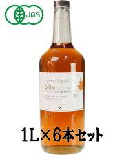 オーガニック・メープルシロップゴールデン/デリケートテイスト1L