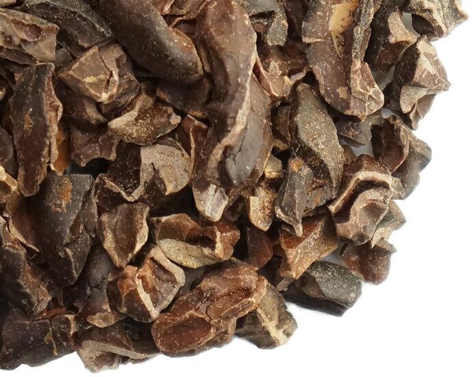 ◆SALE◆オーガニック・ローカカオニブ(クリオロ種)100g/ペルー産【有機カカオニブ・ローフード・スーパーフード】