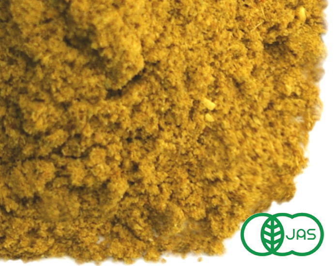 有機カレーミックス 甘口 100g