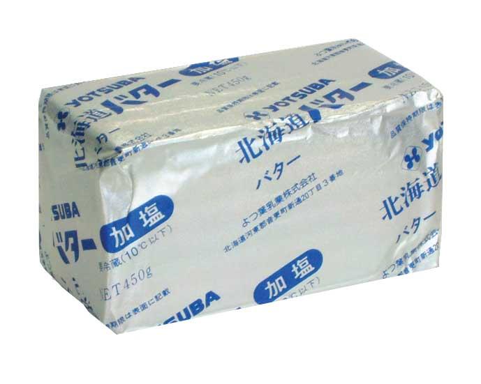 よつ葉フレッシュバター有塩 450g 【クール配送品】