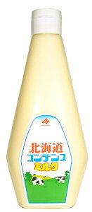 【賞味期限間近アウトレットセール】コンデンスミルク[北海道乳業] 1000g 【北海道産 練乳】【賞味期限:2020年4月18日】