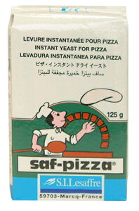 サフ インスタントドライイースト[緑ラベル](ピザ用) 125g【お一人様1個まで】