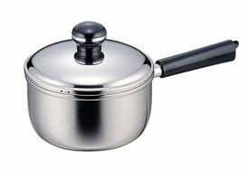 【IH調理器対応】オブジェソースパン(片手鍋)16cm OJ-3【日本製】宮崎製作所