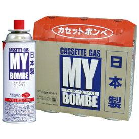 マイ・ボンベL 3本パック(MY BOMBE) ニチネン
