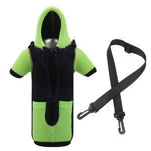 メール便送料無料 ペットボトル 水筒用 ダウンジャケットカバー ウエットスーツ素材 保温ケース アウトドア