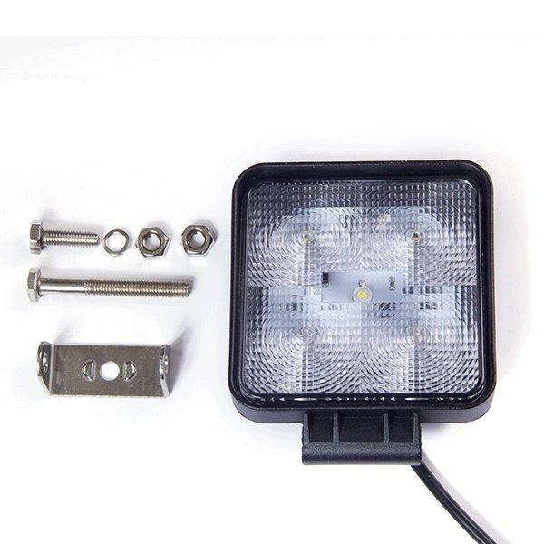 24v LED作業灯15W ワークライト 12V 5個セット LEDワークライト