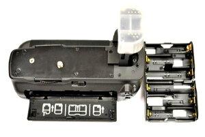 Canon キヤノン LP-E6 LP-E6N BG-E6 純正互換品 バッテリーグリップ 純正 互換バッテリー に対応可能 イオス Eos 5D MarkII