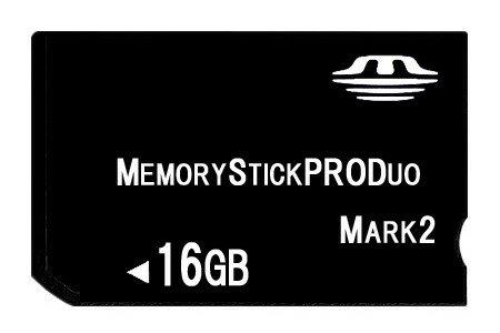 ■送料無料■【東芝製チップ】採用オリジナルブランド■メモリースティックPro Duo mark2 16GB【MemoryStick Pro Duo 16GB・メモリーカード・フラッシュメモリ】PSP-1000/PSP-2000/PSP-3000/NP-FW50/NP-FH50/NP-FM500H