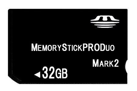 ■送料無料■【東芝製チップ】採用オリジナルブランド■メモリースティックPro Duo mark2 32GB【MemoryStick Pro Duo 32GB・メモリーカード・フラッシュメモリ】PSP-1000/PSP-2000/PSP-3000/NP-FW50/NP-FH50/NP-FM500H
