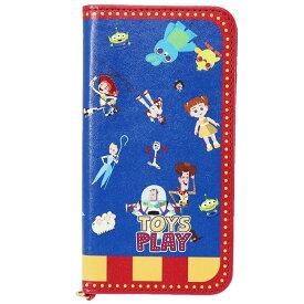 ディズニー トイストーリー [ iPhone 11 Pro ] ピクサー キャラクター トイストーリー4 アイフォン11プロ 手帳型 フリップ カバー ストラップリング グルマンディーズ