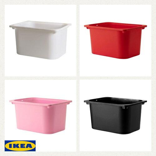 IKEA TROFAST 収納ボックス 42x30x23cm イケア トロファスト おもちゃ 収納 ボックス 子ども用 お片づけ コンビネーション DUKTIG ボックス【smtb-ms】40141673 60141672 90252574 00136206