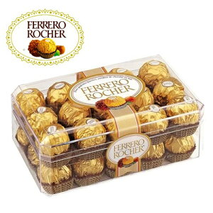 FERRERO ROCHER フェレロロシェ チョコ 30粒入り FERREROROCHER チョコレート イタリア 375g (533811)