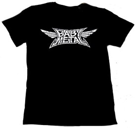 【BABYMETAL】ベビーメタル「LOGO」Tシャツ