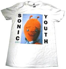 【SONIC YOUTH】ソニックユース「DIRTY」Tシャツ