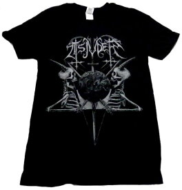 【TSJUDER】シューダ—「DEMONIC SUPREMACY」Tシャツ