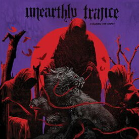 【UNEARTHLY TRANCE】アンアースリートランス「STALKING THE GHOST」CD
