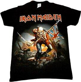 【IRON MAIDEN】アイアンメイデン「THE TROOPER」Tシャツ
