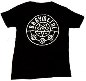 【BABYMETAL】ベビーメタル「PENTAGRAM」Tシャツ