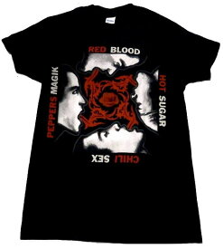 【RED HOT CHILI PEPPERS】レッドホットチリペッパーズ「BLOOD SUGAR SEX MAGIC」Tシャツ