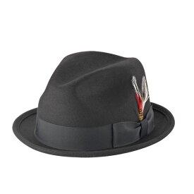 NEW YORK HAT ニューヨークハット 中折れハット 帽子 メンズ レディース ハット ハット帽 ウール コットン ミリタリー メッシュ マニッシュ 中折 サーモ ベルト リボン インポートブランド アメカジ 5231【あす楽対応】