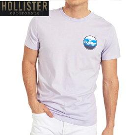 HOLISTERホリスター正規品メンズ半袖TシャツロゴプリントGuys Logo Graphic Teeラベンダー323-243-2520-620海外インポートブランド海外買い付け正規【楽ギフ_包装】
