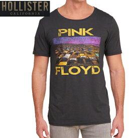 HOLLISTERホリスター正規品メンズBand Graphic Tee [PINK FLOYD]バンドTシャツ 半袖323-243-2076-977海外買い付け【楽ギフ_包装】