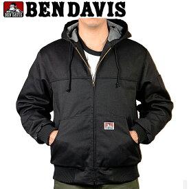 BEN DAVIS ベンデイビス正規品 ジャケット メンズ ワークジャケットjackets hooded内側フリースアウター作業着344USA規格インポートブランド海外買い付け【楽ギフ_包装】