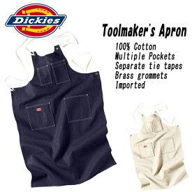 Dickiesディッキーズ正規品 ワークエプロン ツール DIY 作業 Toolmakers Apron #AC20NB メンズインポートブランド海外買い付け【楽ギフ_包装】