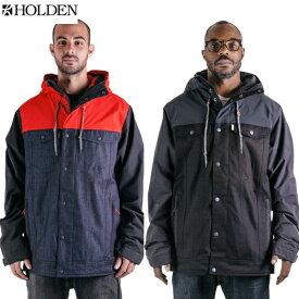 【在庫売りつくし】HOLDENホールデン [即納]Grayson Jacket ジャケット メンズ スノーボードウェア スノボGYJ-15-N-JK【あす楽対応】