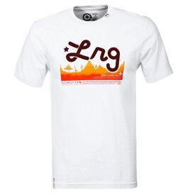 【在庫売りつくし】LRG[エルアールジー] Tシャツ 正規品 メンズ CORE COLLECTION FOUR TEE 白 WHITE ホワイト J141004 半袖 TEE 丸首 スケート 横乗り サーフィン
