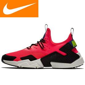 Nike Air Huarache Drift Mensスニーカーエアーハラチ靴Flash Crimson Blackドラフト ドリフトAH7334-602並行輸入インポートブランド海外買い付け正規