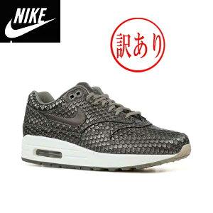 【訳ありアウトレット】Nike ナイキ正規品ウーマン エアーマックス ランニングシューズwmns air max 1 prm Women's Running Shoesスニーカー箱なし454746-015インポートブランド海外買い付けスニーカー