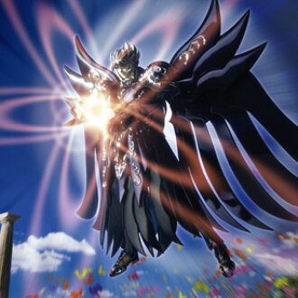 -Bandai Saint Seiya Saint cloth myth series death Thanatos ()
