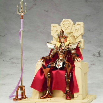 -Bandai Saint Seiya Saint cloth myth series Poseidon-ROYAL ORNAMENT EDITION-(re-release)