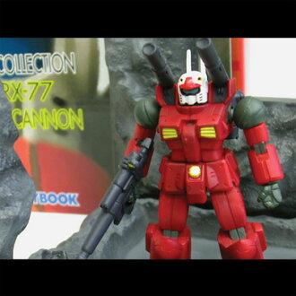 * 京都精华大学 TOYBOOK003 toybook 高达操作一鲍尔辜 RX-77 GUNCANNON 系列和开买还便宜 2 星集合!