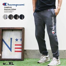 Champion チャンピオン メンズ○19FW新作○ロゴ スウェットパンツ(M L XL)メール便不可【あす楽】