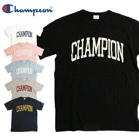 半期に一度の大セール!Champion チャンピオン メンズTシャツ(M L XL)【メール便可】19SS CHAMPION ロゴTシャツ C3-P333