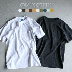 GoodOnグッドオンS/SPOCKETTEE(MLXL)メンズユニセックスショートスリーブポケットTシャツ半袖【メール便可】