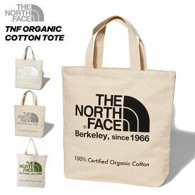 ノースフェイス THE NORTH FACE ○新作○TNFオーガニックコットントート(20L)NM81971 NM81908【メール便可】